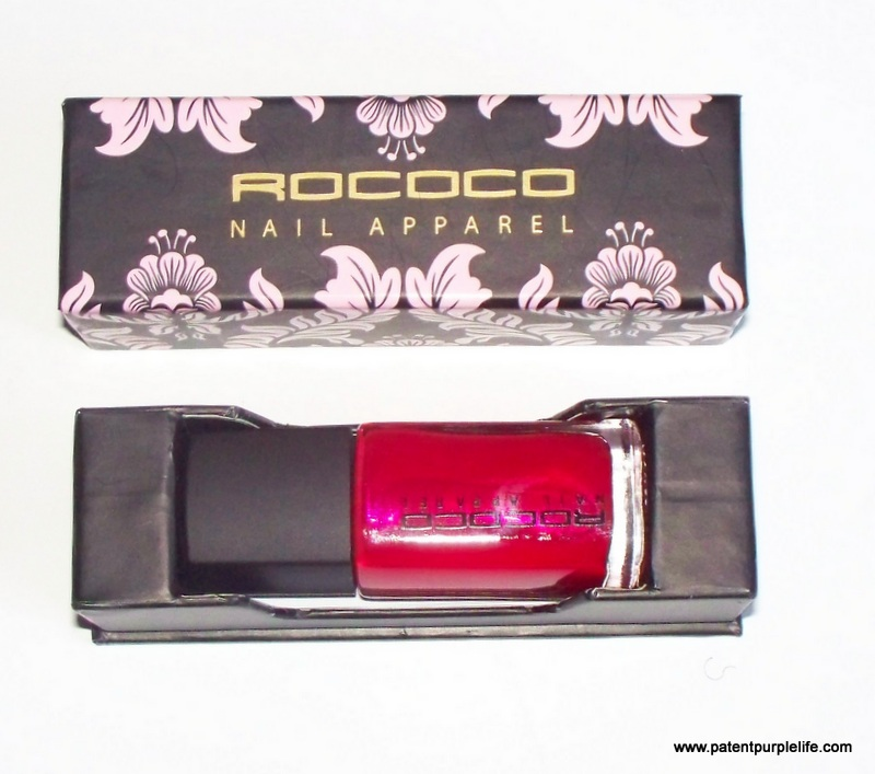 Rococo packaging