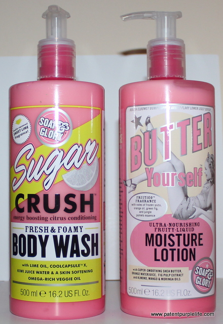 Soap and Glory (8)