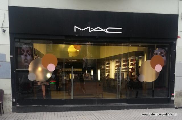 MAC Pro Shop Istikal Cadesi