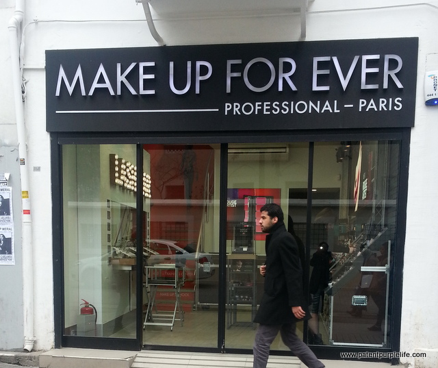 Make Up Forever Istikal Cadesi