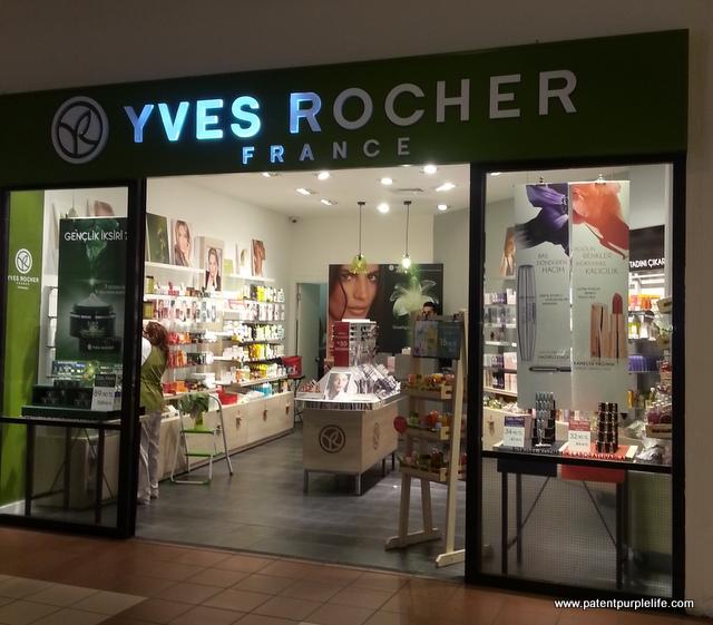 Yves Rocher CapaCity