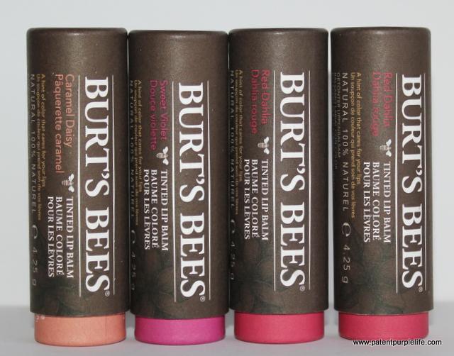 Burts Bees Lip Tint Prize