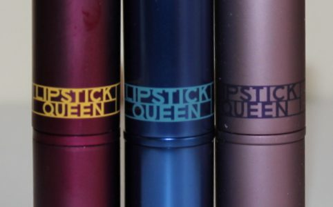 Lipstick Queen Hall of Fame all colours