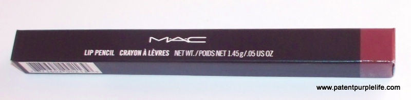 MAC Plum Lip Liner