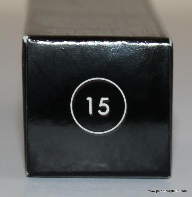 MUFE #15 box