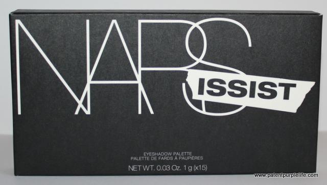 NARSissist Palette Box