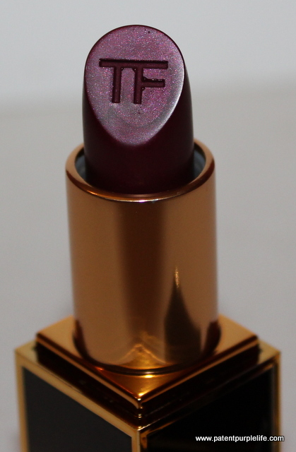 Tom Ford Bruised Plum Lipstick logo