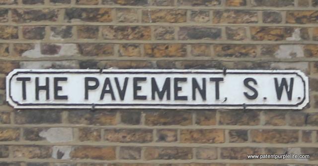 The Pavement - Clapham, South London