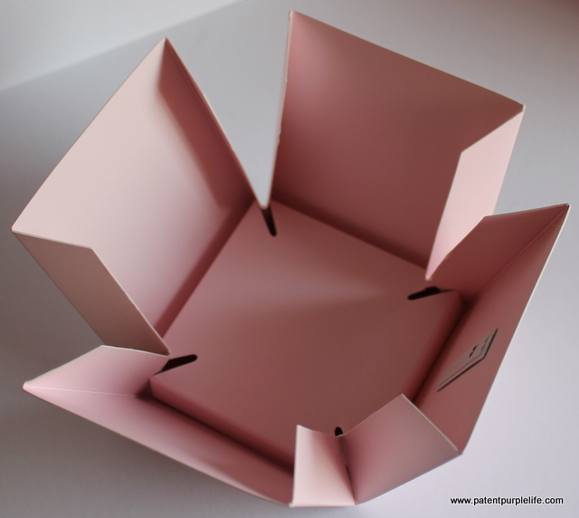 Bershaka The Perfume Origami Box