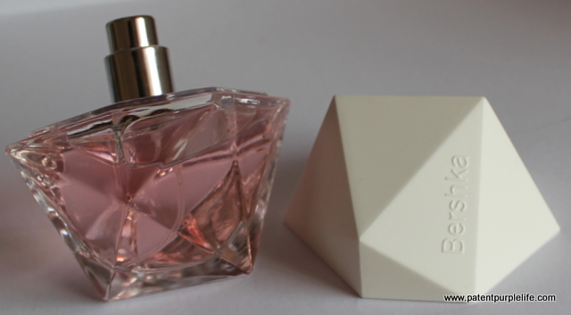 Bershka The Perfume bottle and lid