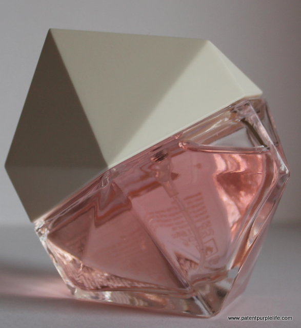 Bershka The Perfume bottle