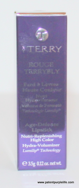 By Terry Rouge Terrybly box