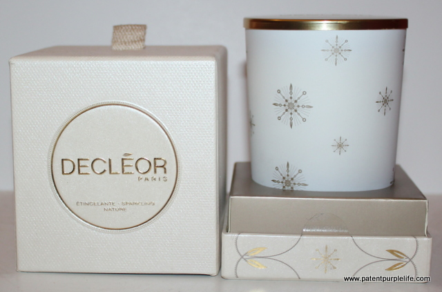 Decleor Candle (3)