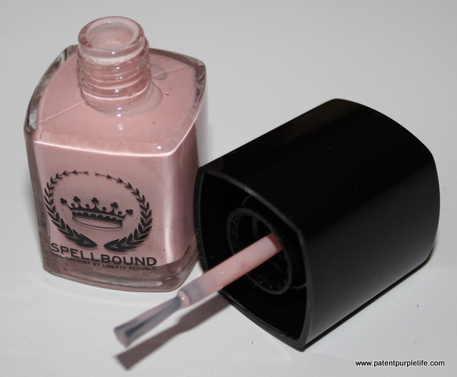 March Wantable Box Spellbound Belladona Lacquer