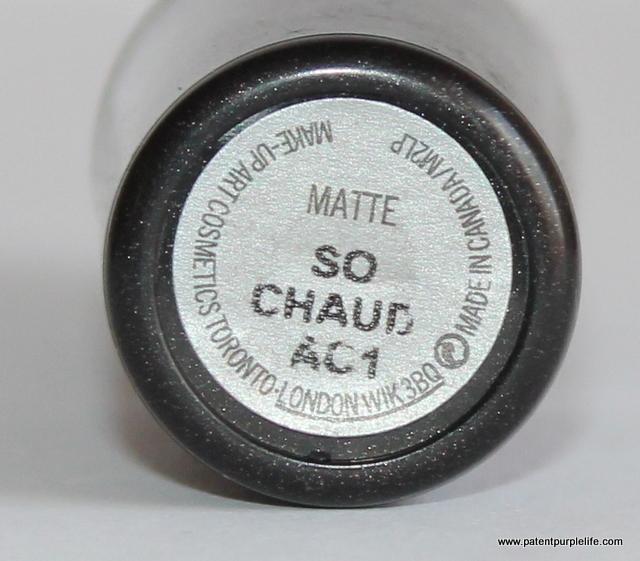 So Chaud MAC