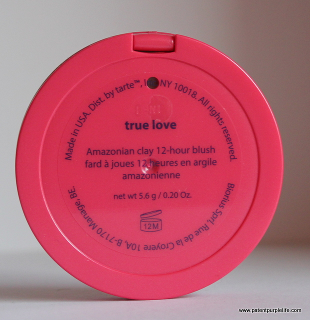 Tarte Cosmetics True Love Blusher