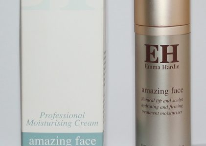 Emma Hardie Amazing Face AM PM cream