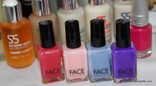 Face Stockholm Nail Colour