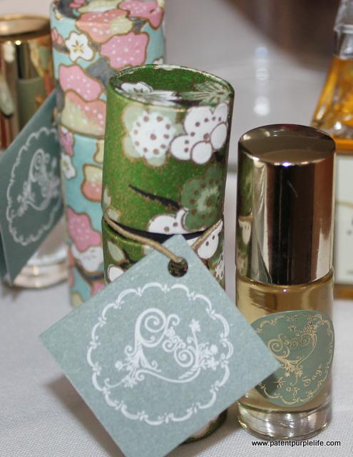 Sage La Perfume Oils