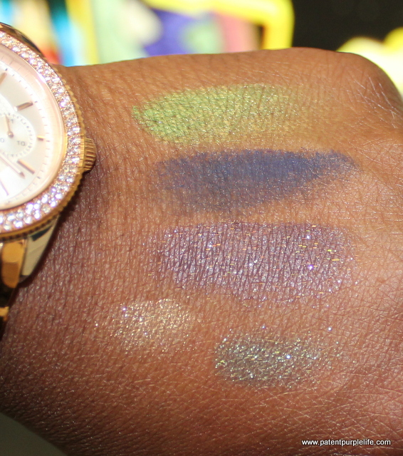 Santigold Earth As We Know It Swatch WoC