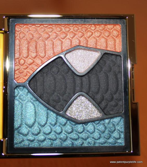 Santigold Eyeshadow Palette Smashbox Apocalypse Now