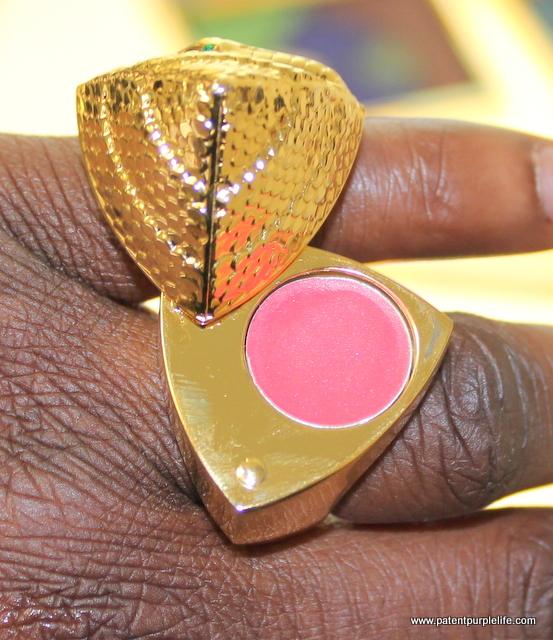 Santigold Smashbox Lipgloss Ring