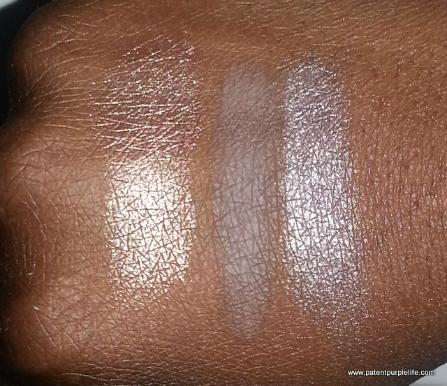 Sephora IT Palette Nude Swatches WoC