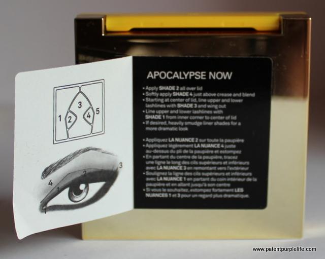 Smashbox Santigold Apocalypse Now