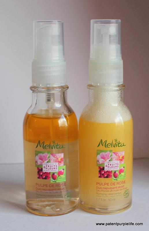 Melvita Plumping Rose Radiance Duo