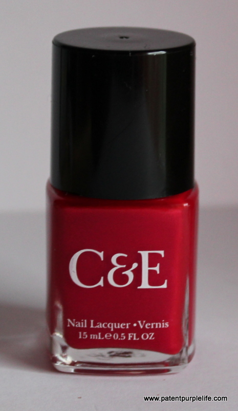 Crabtree and Evelyn Apple Nail Varnish