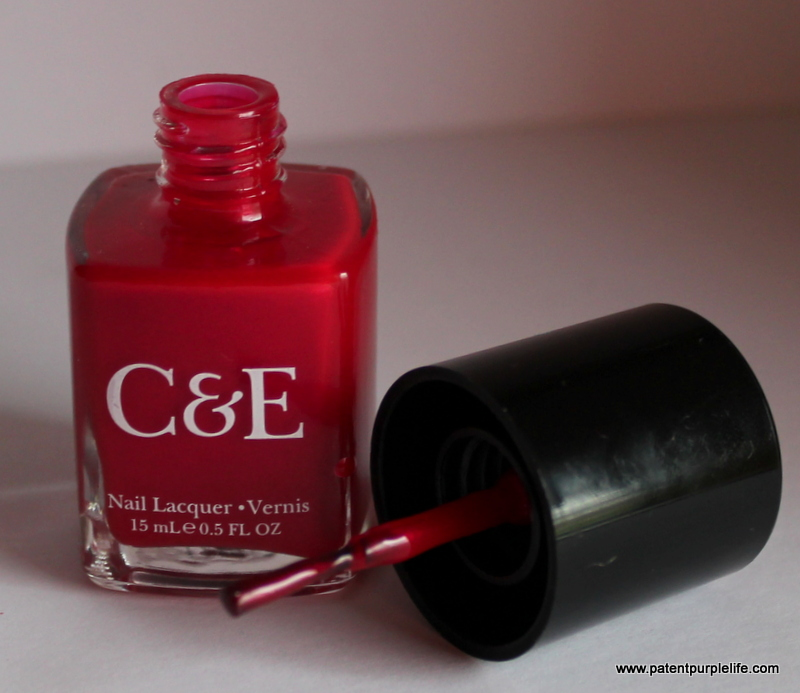 Crabtree and Evelyn Apple Nail Colour