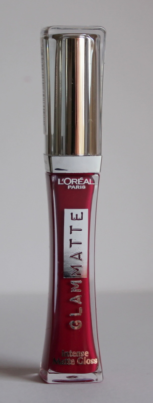 Loreal Glam Matte Zip It Up Red