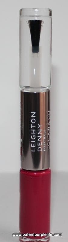 Leighton Denny Rampant Rose Manicure Pen