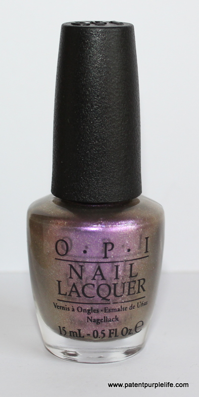 OPI Stop... The Bikini Zone