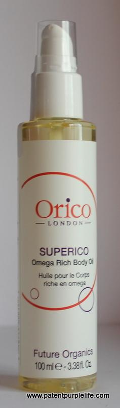 Orico London Superico Omega Rich Body Oi