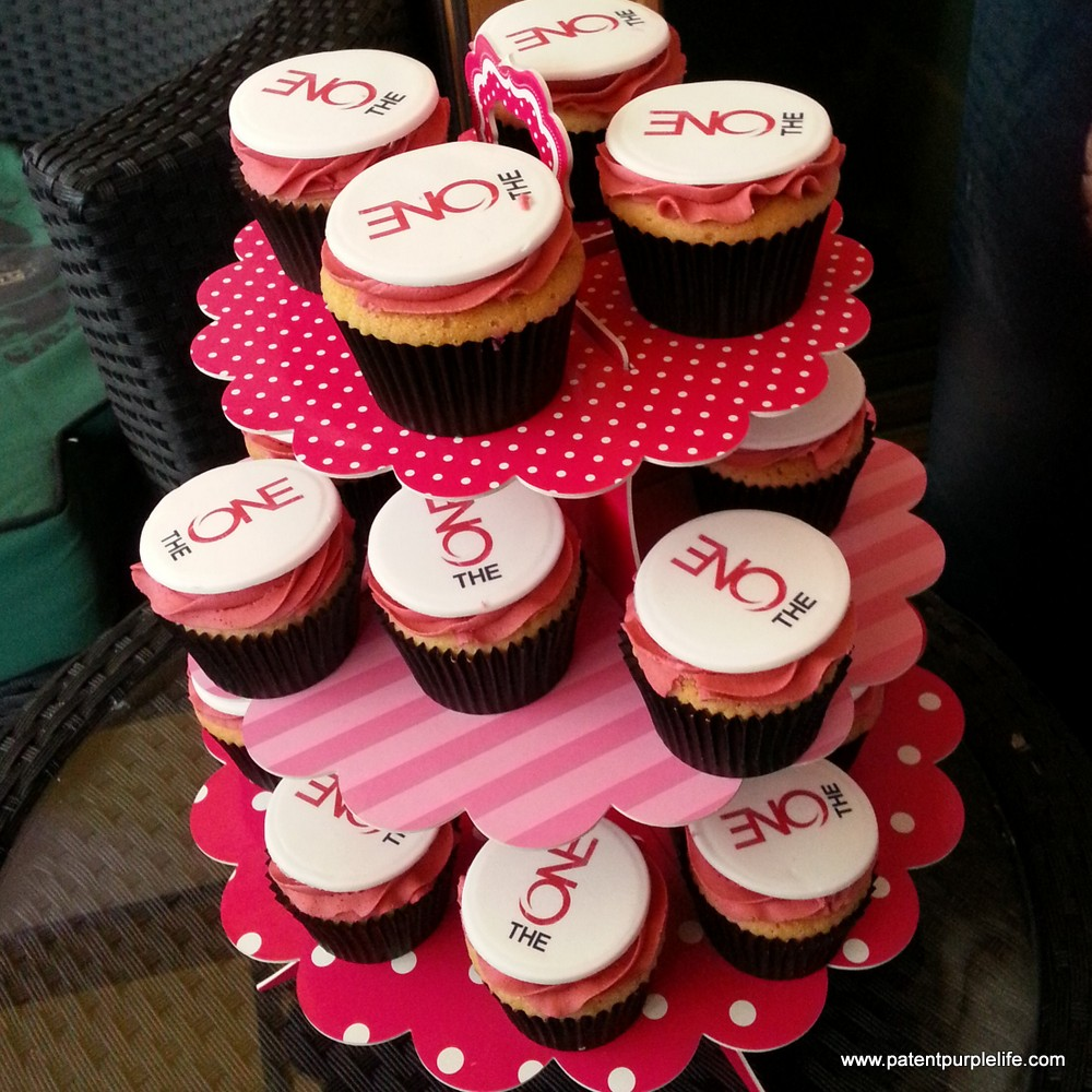 Oriflame The One Cupcakes