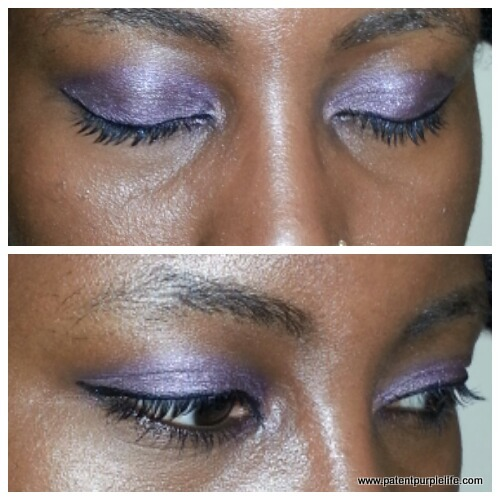 Oriflame cream eyeshadow and liner