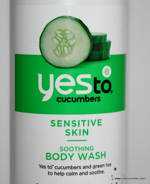 Yes to Cucumbers Body Wash