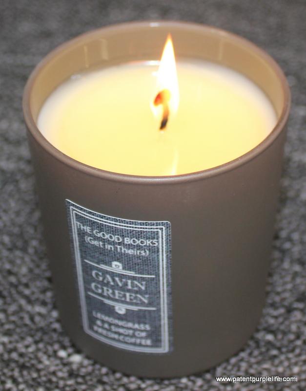 Gavin Green Candle