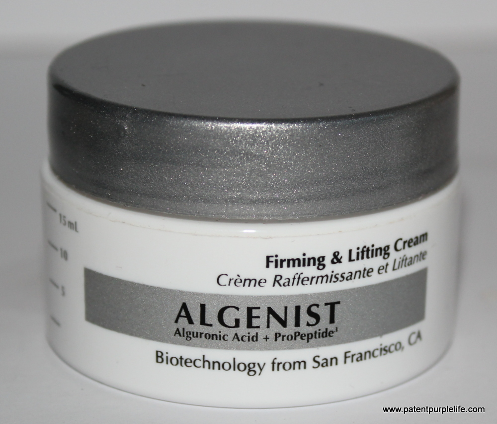 Algenist Lifting and Firming Cream