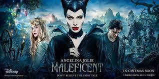 Disney Maleficent Poster