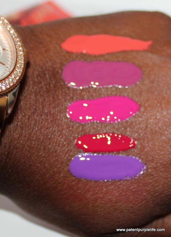 LA Girl Lip Paints