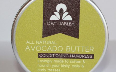 Love Harlem Avocado Hairdress
