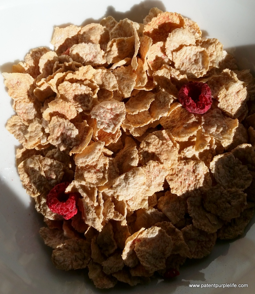 Perkier Red Berry Flakes