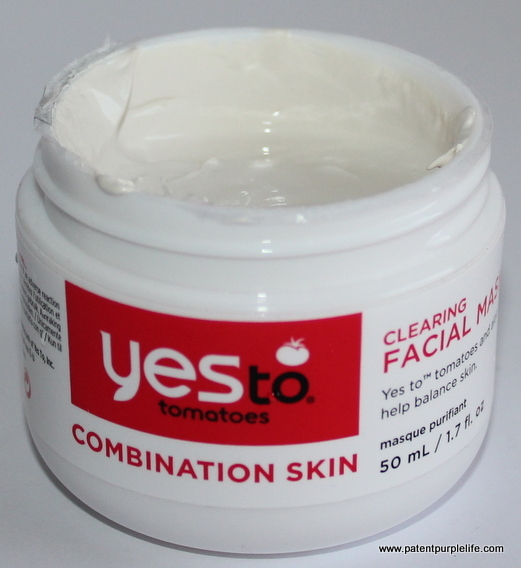 Yes to Tomatoes Facial Clearing Mask