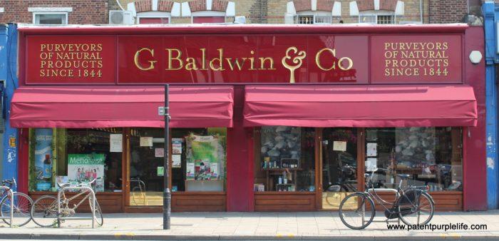 Baldwins Walworth Road