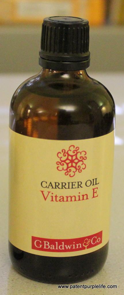 Baldwins Vitamin E Oil