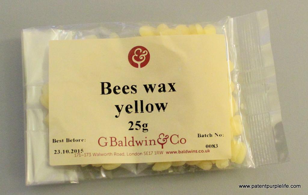Baldwins Beeswax