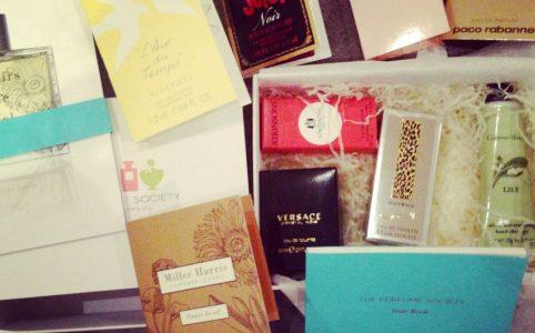 Jamie Perfume Subscription Box