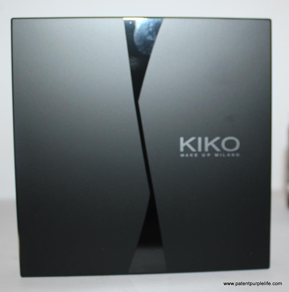 Kiko CLICS 4 Eyeshadow Palette